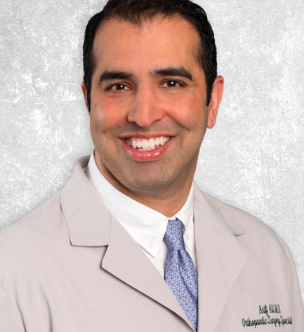 Dr. Arif Ali